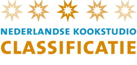 Kookstudio Classificatie